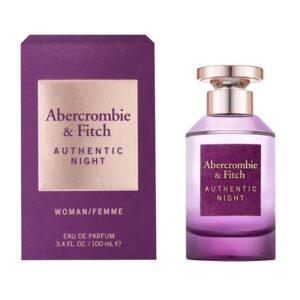 Abercrombi&Fitch Autentic Parfum night