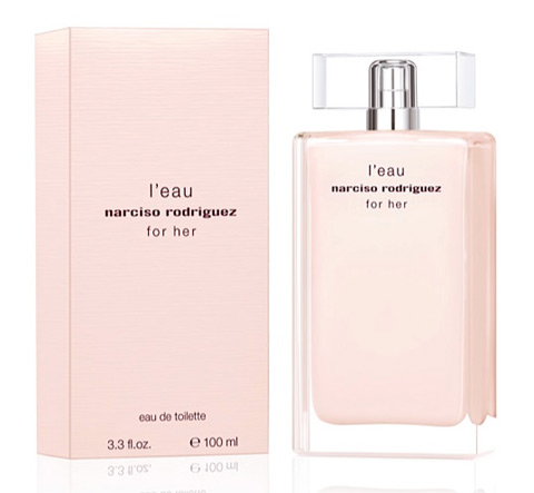 Narciso Rodriguez l'eau for her