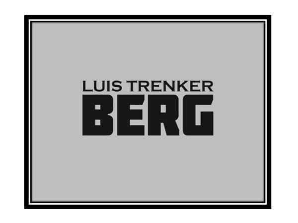 Luis Trenker Berg
