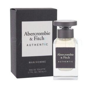 Abercrombi&Fitch Autentic Parfum man