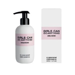 girls can do anything shower