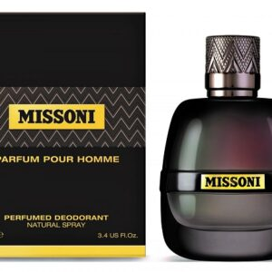 missoni pour homme deodorant spray
