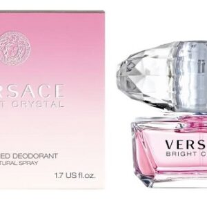 versace bright crystal deodorant spray