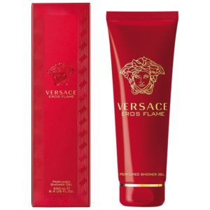 versace eros flame bath and shower gel