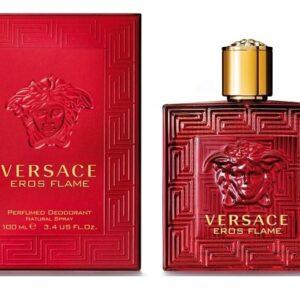 versace eros flame deodorante spray